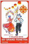 GRAND FENETRA, danses, chants et grands jeux en bois traditionnels de Tous en Jeu